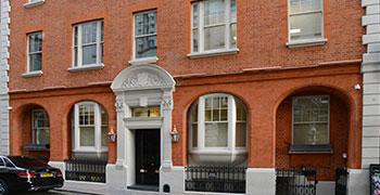 London Office Crescent Petroleum