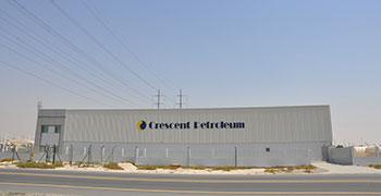 Warehouse Crescent Petroleum