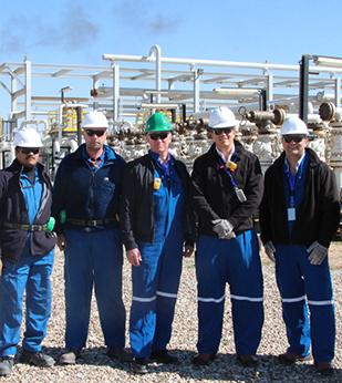 Powering Economies, Crescent Petroleum