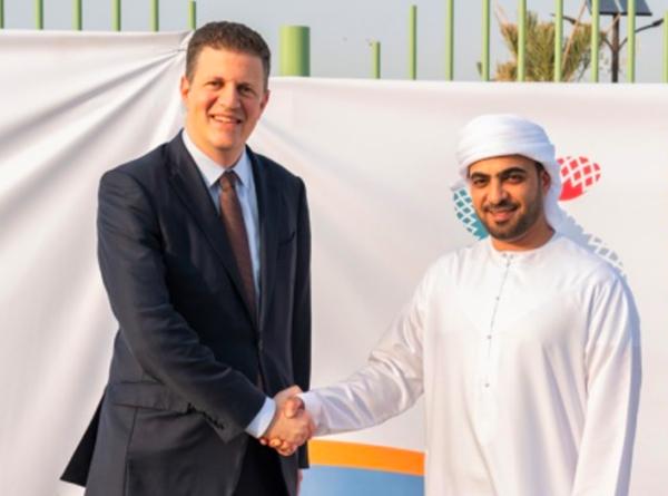 Majid Jafar Abu Dhabi Super Olympics 2019
