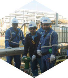 Crescent Petroleum Sustainability Report 2021 Empowering our team