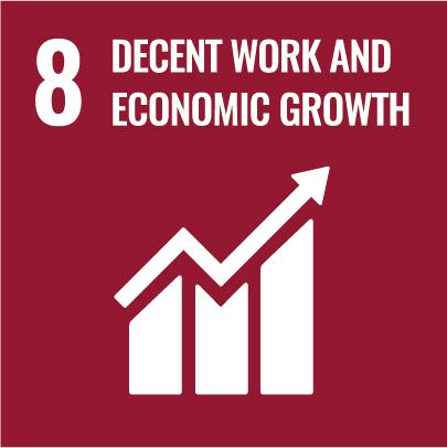 Crescent Petroleum Sustainability Report SDGs 08